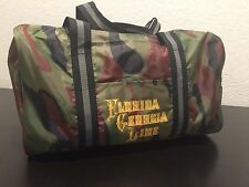 Florida Georgia Line Camo Duffle Gym Travel Bag NEW