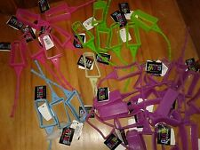 33x BATH and & BODY WORKS RARE LOT POCKETBAC HOLDER SLEEVE GLOW IN THE DARK NEON