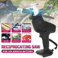 Replacement Cordless Electric Reciprocating Saw Only Body For Makita 18V Battery