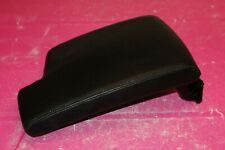 BMW 3 SERIES E90 320d 05-10' BLACK LEATHER ARMREST 7147211
