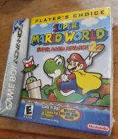 Super Mario World: Super Mario Advance 2 (Game Boy Advance, 2002)