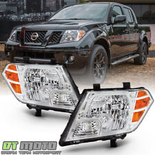 For 2009-2018 Frontier Truck  Headlights Headlamps Replacement 09-18 Left+Right