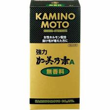 Kaminomoto Higher Strength Hair Growth Tonic No fragrance 200mL Ship from Japan