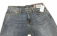 NEW Men's LUCKY BRAND 221 Original Straight Delmont Jeans Size 38X32