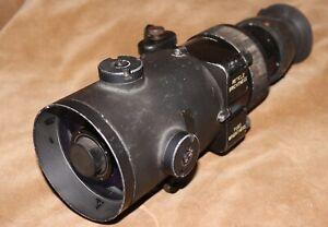 AN/PVS-4 Starlight Night Vision Sight Scope NVS-700 & Varo MX9644/UV TUBE