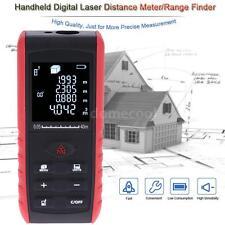 40m Digital Handheld Laser Distance Meter Range Finder Measure Diastimeter F7D2