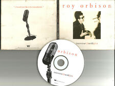 ROY ORBISON Rare Interview QUESTION & ANSWER PROMO DJ CD 1997 w/ BOOKLET USA