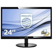 Philips LCD Monitor 24 &quot Full HD 1920 X 1080 Pixels 16 9