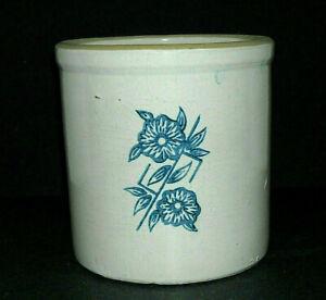 WHEATON, MINN -- Buckeye Pottery - Macomb ILL Gallon Stoneware Advertising Crock
