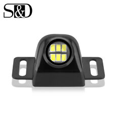 5W 3020 6LED Super Bright Car Reverse Lamp Auxiliary Rear Backup Parking Light