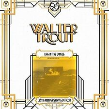 WALTER TROUT - LIFE IN THE JUNGLE NEW VINYL RECORD
