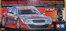 TAMIYA 1/10 RC Mercedes-Benz CLK-DTM Team Vodafone TB-02 Chassis Model Kit 58310