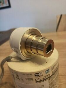 Sony Cyber-Shot DSC-QX10 18.2MP Digital Camera 10x Zoom óptico