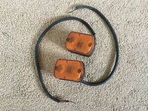 KRAUSER Luggage Indicators Left And Right