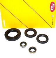 KR Motorsimmeringe Satz KAWASAKI GT ZR 550 / ZL 600 neu ... Engine oil seals