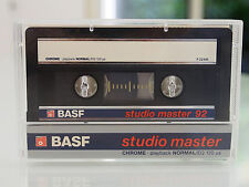 Basf Studio Master 92 made in Germany *** culto pieza de colección (New, unsealed)