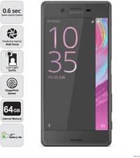Sony Xperia X Dual Black 23MP 64GB/3GB MRP 26000/- INDIAN WARRANTY