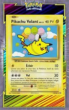 🌈Pikachu Volant Secret- XY12:Evolutions-110/108 - Carte Pokemon Neuve Française