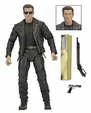 "Terminator 2 - 7"" Scale Action Figure - T-800 25th Anniversary 3D release - NECA"