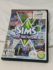 Sims 3: Into the Future  LIMITED EDITION  (Windows/Mac, 2013) DVD ROM Expansion