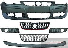 Stoßstange vorne für VW Polo 9N Wabengrill Frontschürze Schürze GTI Optik 9N3
