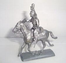Figurine mokarex série cavalerie 1er empire : cavalier dragon trompette 1809