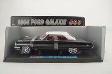 1:18 Sun Star - 1964 Ford Galaxie 500 Negro - RAREZA - NUEVO / embalaje original