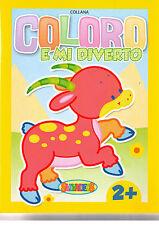Coloro e mi diverto. Capretta 2+ Salvadeos - Libro nuovo in offerta