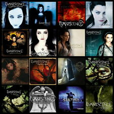 "36 Evanescence - Rock Band Music Star Amy Lee 14""x14"" Poster"