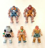 "Lot of 5: 2004 Fisher Price Imaginext Cavemen * 2.25"" * Combine Shipping!"