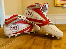 New- Warrior 2nd Degree 3 Lacrosse Cleats, Size 9, Shoes, Mens, Boys