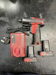 snap on lithium 3/8 impact gun 14.4v with battery