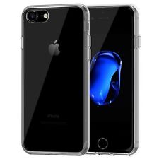 Funda TPU 100%25 TRANSPARENTE IPHONE 7 / 8 PLUS 5.5 + PROTECTOR CRISTAL TEMPLADO