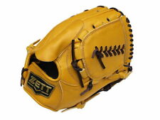 ZETT Pro Model 11.5 inch Tan Baseball Pitcher Glove