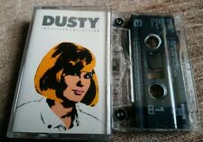 DUSTY SPRINGFIELD~SILVER COLLECTION~BEST OF GREATEST HITS CASSETTE TAPE ALBUM