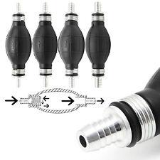 """12mm 5.9"""" Pumpe Umfüllpumpe Handpumpe Notpumpe Vakuumpumpe Benzin Diesel 1 Stück"""