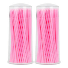 200pcs Micro Brushes Swabs Tattoo Microblading Disposable Applicator