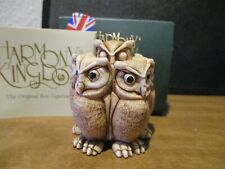 Harmony Kingdom Lord of the Owls 10th Annual Uk Birthday Bash Fig. Sgn 100 Rare
