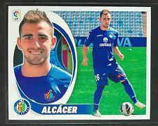 2012-13 Panini Coleccionnes Liga Este Paco Alcacer Getafe Rookie sticker Barca