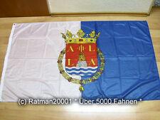 Fahnen Flagge Spanien Alicante Digitaldruck - 90 x 150 cm
