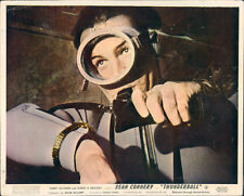 Thunderball rare underwater scene Sean Connery in wetsuit diving original lobby