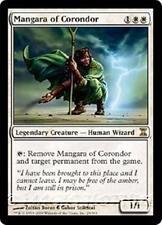 MANGARA OF CORONDOR Time Spiral MTG White  Creature — Human Wizard RARE