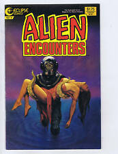 Alien Encounters #7 Eclipse Pub  1986