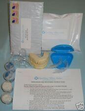 1 Set Custom Teeth Whitening Trays and 4 10ml XL Sytinges of 35% Whitening Gel