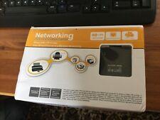 USB2.0 PRINTER LPR LAN PRINT SERVER SHARE