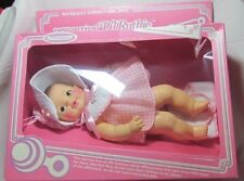 Vintage Horsman Lil Ruthie Anatomically Correct Girl Doll, NIB, Drinks, Wets