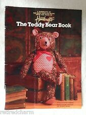 �The Teddy Bear Book (1985, Paperback) Country Handcrafts 10 Full-size Patterns�