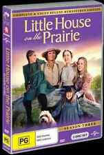 Little House on the Prairie - 5 Disc - Season 3 - ALL Region - Free Postage
