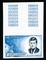 Monaco Stamps # 595 XF OG NH Imperforate