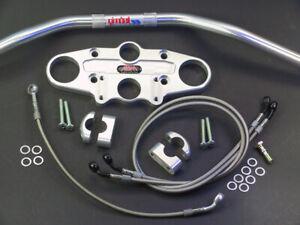 ABM Superbike Lenker-Kit SUZUKI RF 900 R (GT73B/C)   93-97   silber